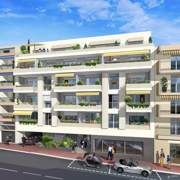 Programme neuf Appartement Antibes 06600